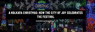 A Kolkata Christmas: How the city of joy celebrates the festival