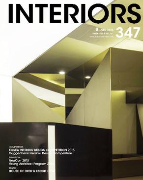 INTERIORS / AUG 2015