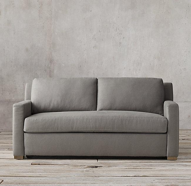 Pleasing Belgian Track Arm Premium Sleeper Sofa Delpierofurniture2 Inzonedesignstudio Interior Chair Design Inzonedesignstudiocom
