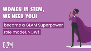 Inspire girls with your superpowers