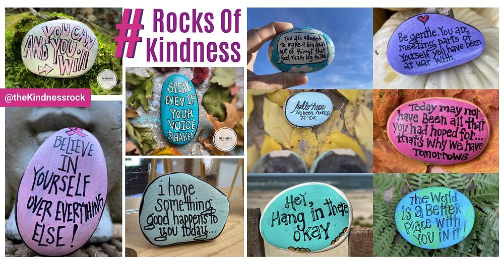 Rocks of Kindness