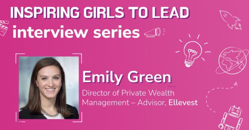 Emily Green, Ellevest, GLAM