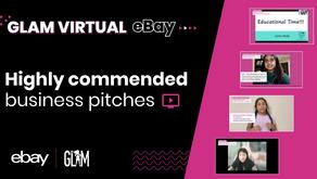 GLAM Virtual eBay: Budding entrepreneurs