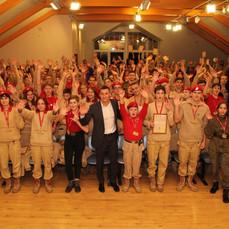 В Московской области завершились осенние семинары для юных патриотов региона