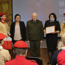 Подведены итоги конкурса на Кубок военного комиссара Московской области