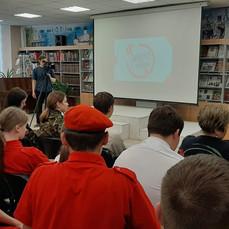 «Диалог с Героем» прошел в Дмитровском городском округе