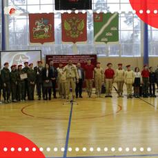 Фестиваль «Я-ЮНАРМИЯ» прошел в Наро-Фоминске