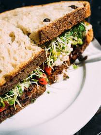 gesundes Sandwich