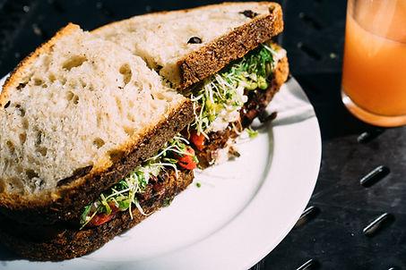 gezonde Sandwich