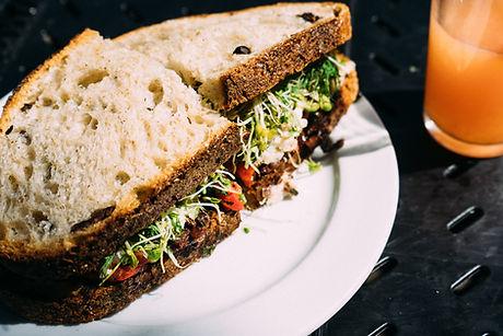 Sandwich santé