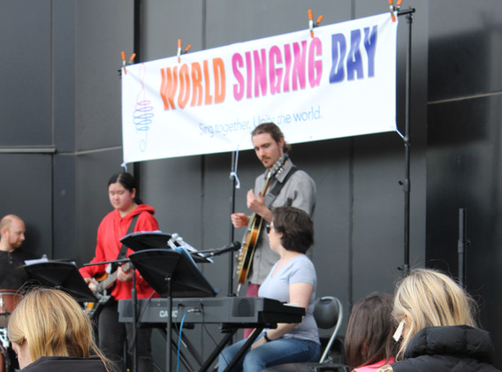 World Singing Day 2019