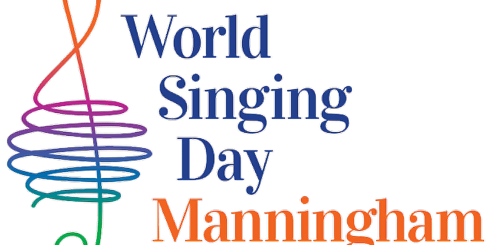 World Singing Day Manningham