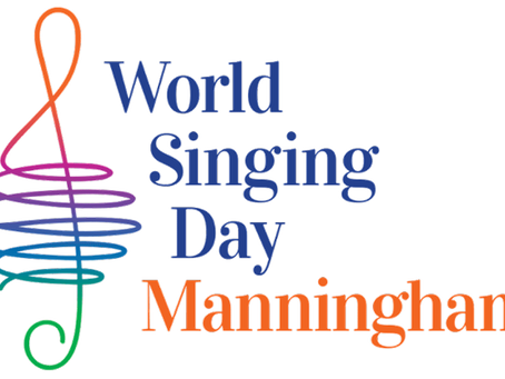 World Singing Day Sing-along