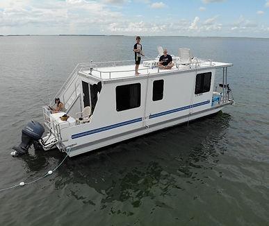 Cruising Houseboats Florida Keys Keysea Houseboats