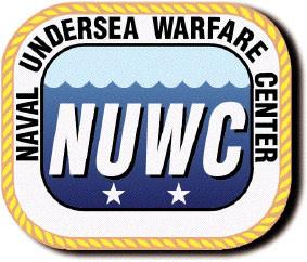 Naval Undersea Warfare Center logo