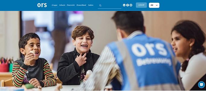 Digitaler Aufbruch: CEO Jürg Rötheli zum neuen Online-Auftritt der ORS