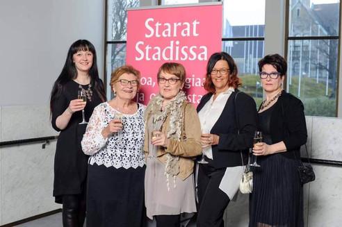 Yrittäjänaiset Helsingissä