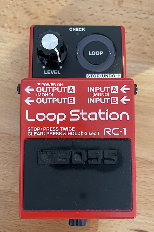 Loop Station Rc-1