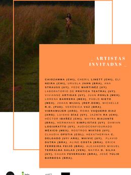 AHORA Festival de Arte Activista Latinoa
