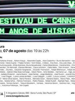 FESTIVAU DE C4NN3$ - SEM ANOS DE HIST0RI
