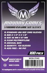 Mayday Games - Card Sleeves 56x87