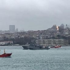 TCG Akın A584 - 13.03.2019
