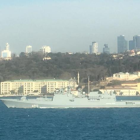 Admiral Essen 490 - 01.03.2019