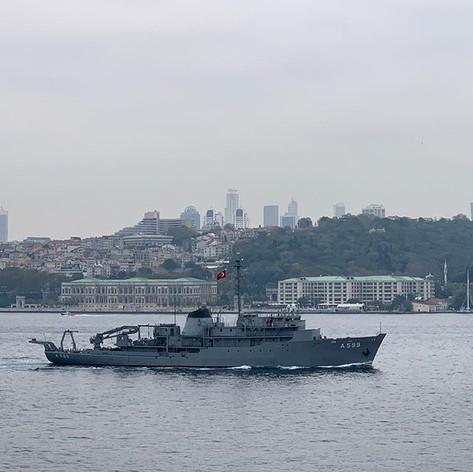 TCG Çeşme A599 - 16.10.2019