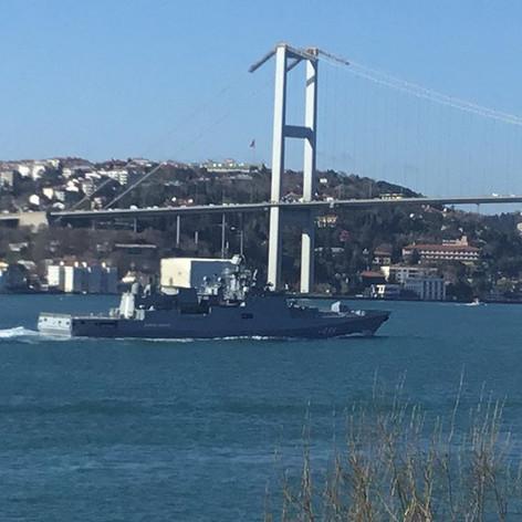 Admiral Makarov #499 - 09.04.2020