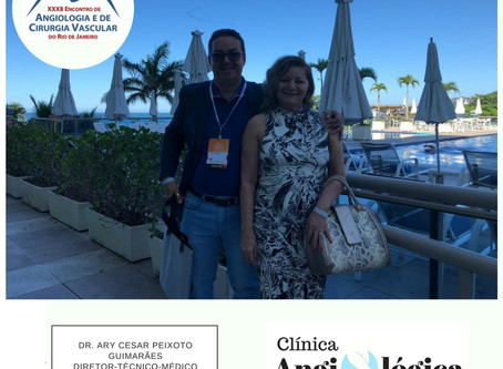 Encontro Carioca de Angiologia e Cirurgia Vascular