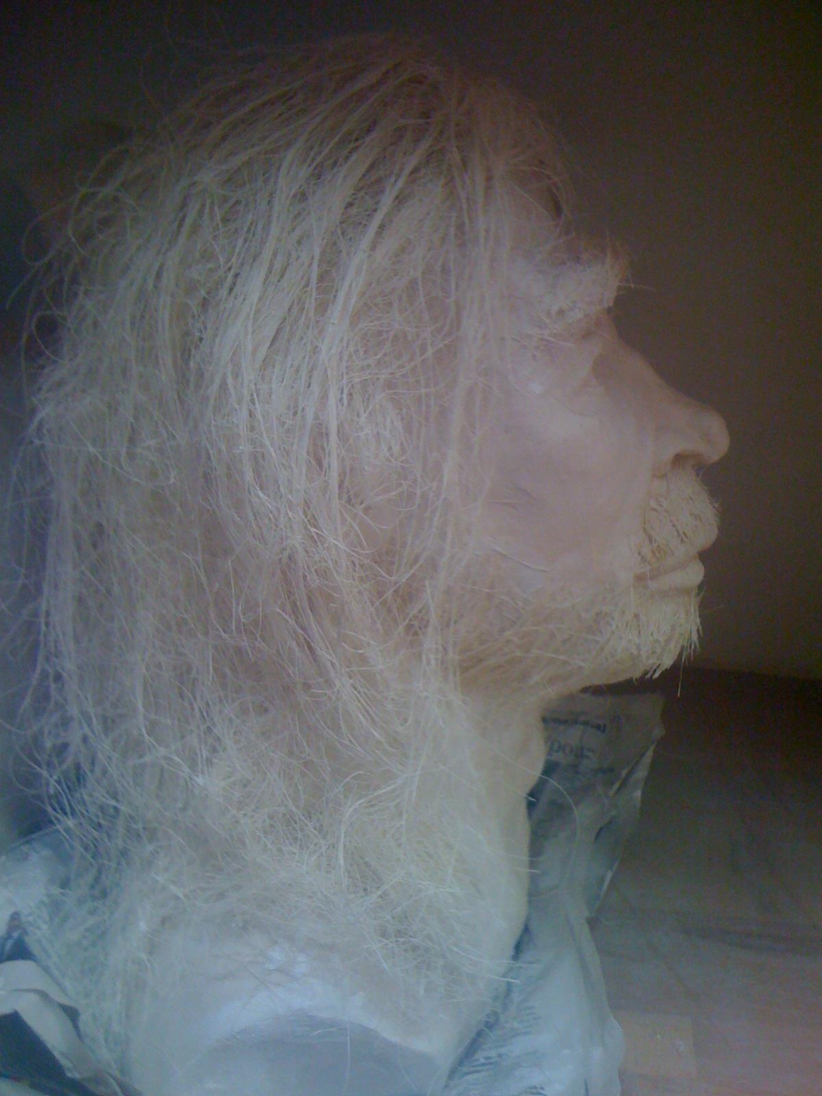Néanderthal profil droit