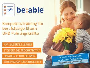 Herbstverlosung 2020 - 2 Gratis-Plätze für be:able Einführungsseminar zu gewinnen!