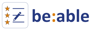 be:able Logo