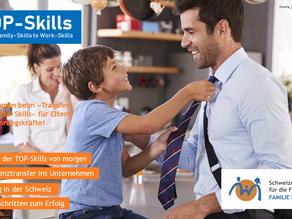 Studien zeigen: Kompetenzen von Eltern werden in der Wirtschaft händeringend gesucht!