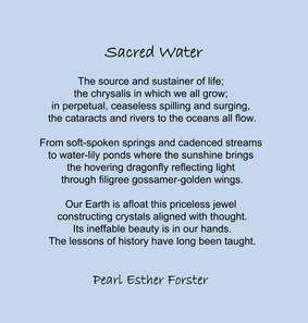 Sacred Water