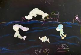 《海底动物》Sea animal
