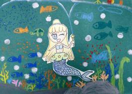 《海底宫殿》Undersea palace