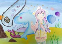 《海洋小主持》Little Host Undersea
