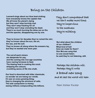 Bring on the Children