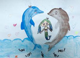《海洋动物》Aquatic creatures