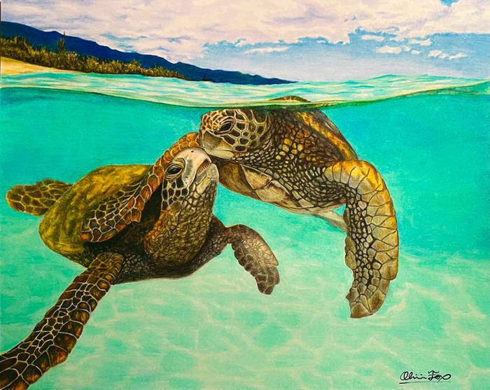 Sea Turtles - Olivia Fox.jpg