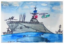 海洋战士-航空母舰Ocean Warrior - Aircraft Carrier