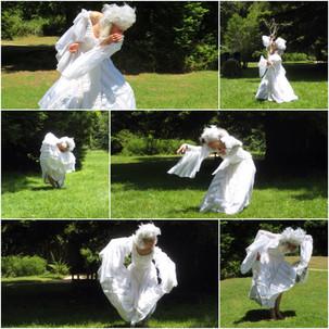 E G R E T F U L L Y--Solo Dance Honoring Great White Egret