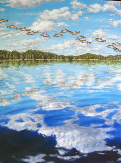 Recent work - Final Migration - Adrian B