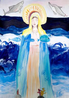 圣母的怜惜 (Virgin Mary's Prayers)