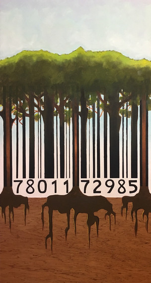Barcode Forest