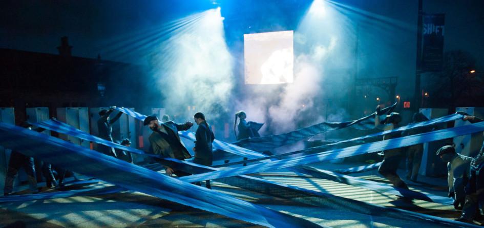 Shift - National Theatre of Scotland
