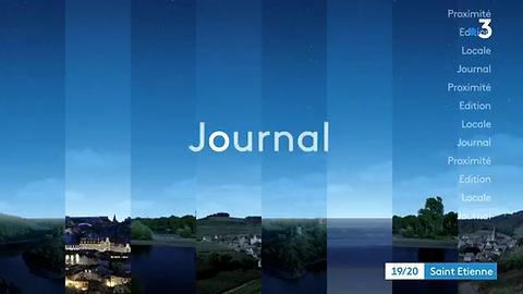 Interview réalisé par France 3 édition Saint-Etienne Loire en octobre 2019 à l'occasion de la sortie de Une exception française.