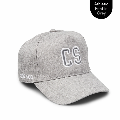 Cubs and Co Personalised Grey
