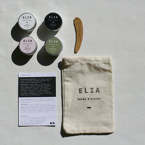 Elia -INTRODUCTORY MIXED 4 PACK
